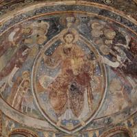 Christ remettant la loi à saint Paul et les clés à saint Pierre