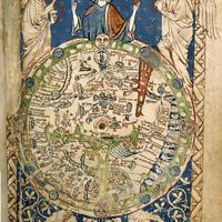 Christ régnant sur l'univers