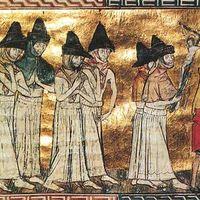 Procession de flagellants