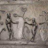 Tentation d'Adam et Ève