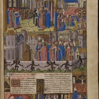 Dispute d'Orose avec les Romains