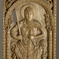 Vierge personnifiant l'Église